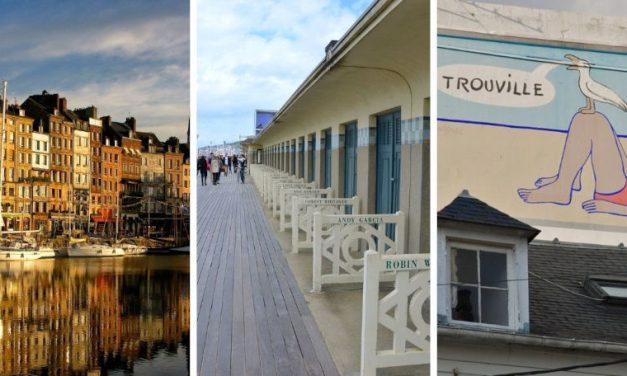 Honfleur, Deauville, Trouville : le triptyque gagnant d'un weekend en Normandie