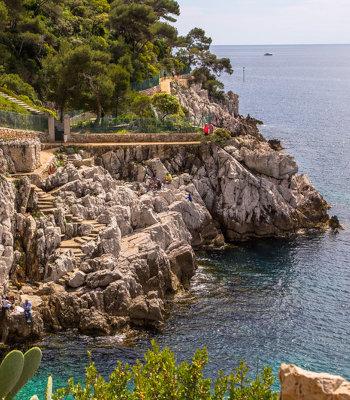 Le littoral méditerranéen est baigné de soleil 300 jours par an